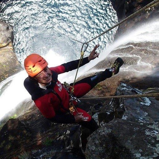 Laura, monitrice alpes adrenaline